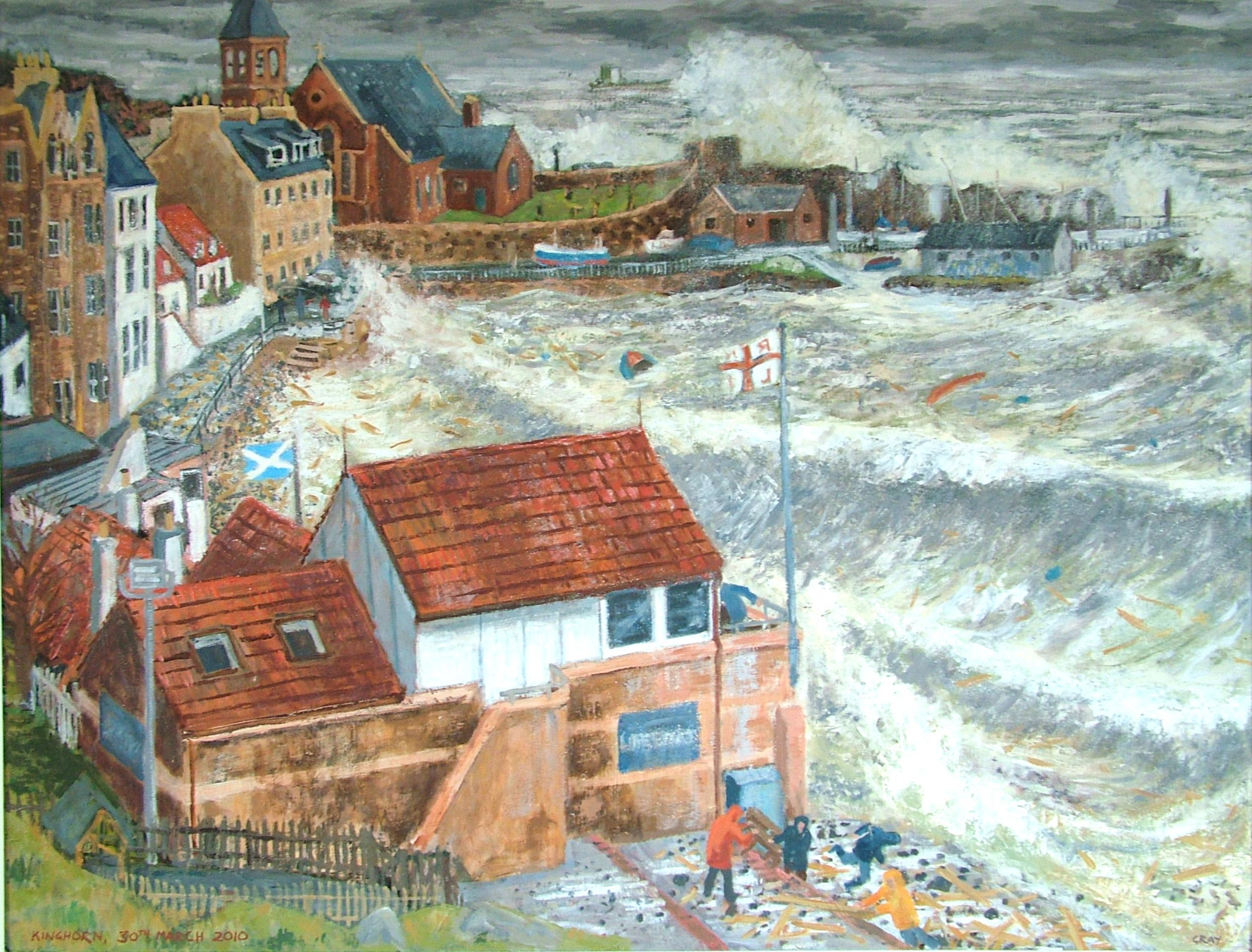 Kinghorn Storm